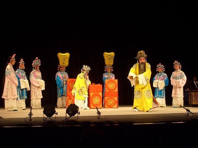 beantragung kulturvisum china, Einladungen